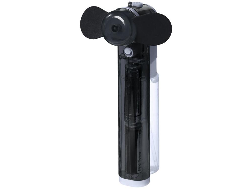 Карманный водяной вентилятор Fiji, черный