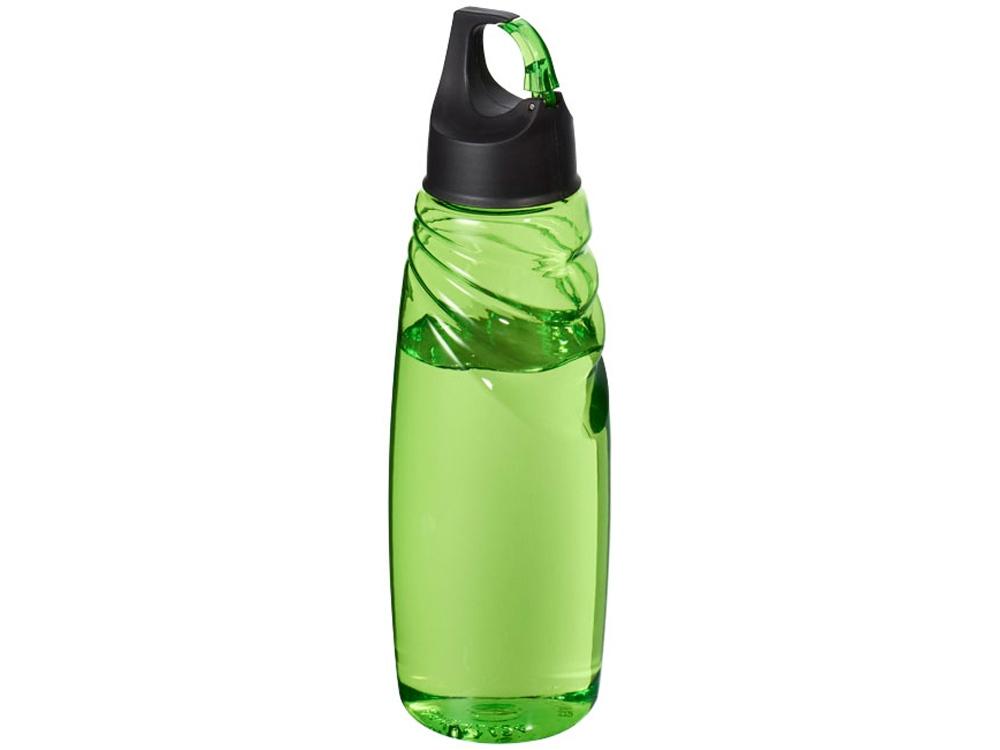 Спортивная бутылка Amazon Tritan™ с карабином, лайм