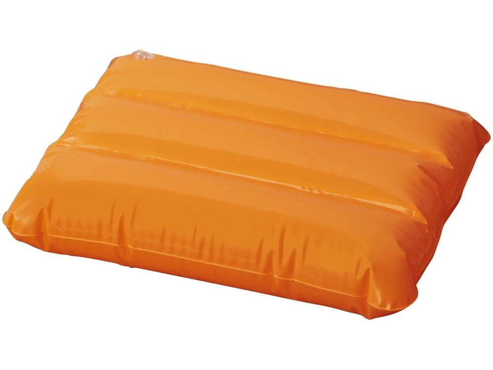 Надувная подушка Wave, оранжевый