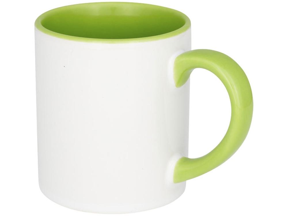 Цветная мини-кружка Pixi для сублимации, зеленый