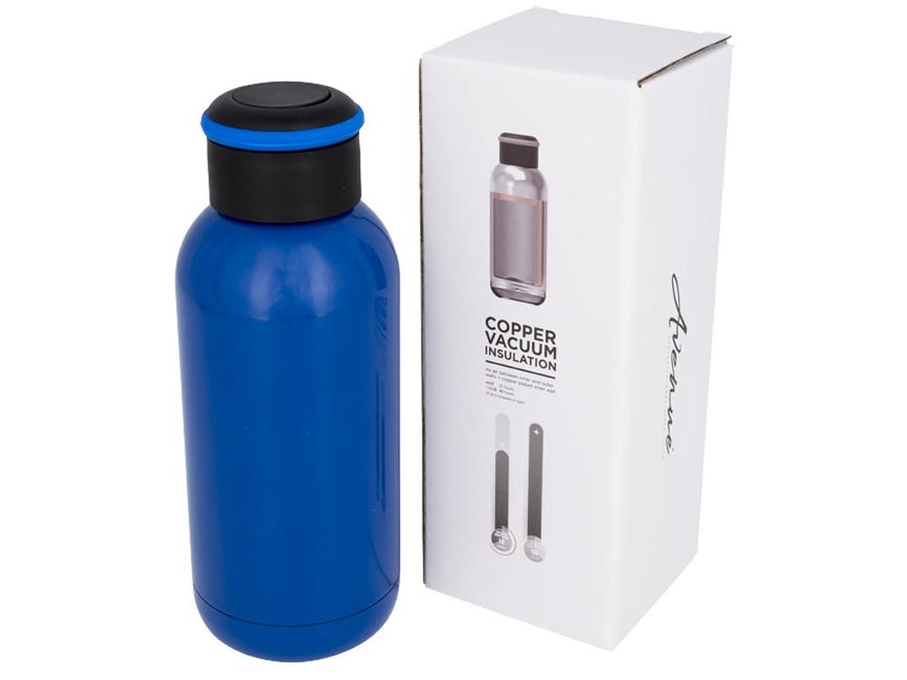Copa мини вакуумная изолированная бутылка, синий