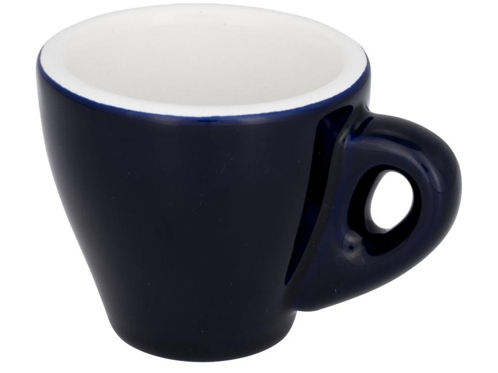 Цветная кружка для эспрессо Perk, синий