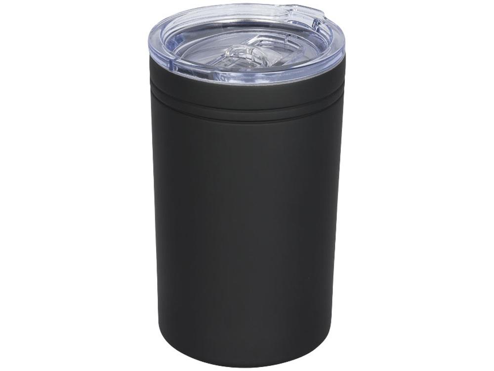 Вакуумный термос Pika 330 мл, черный