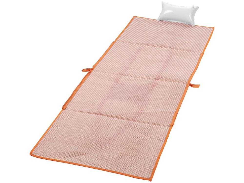 Пляжная складная сумка-тоут и коврик Bonbini, оранжевый
