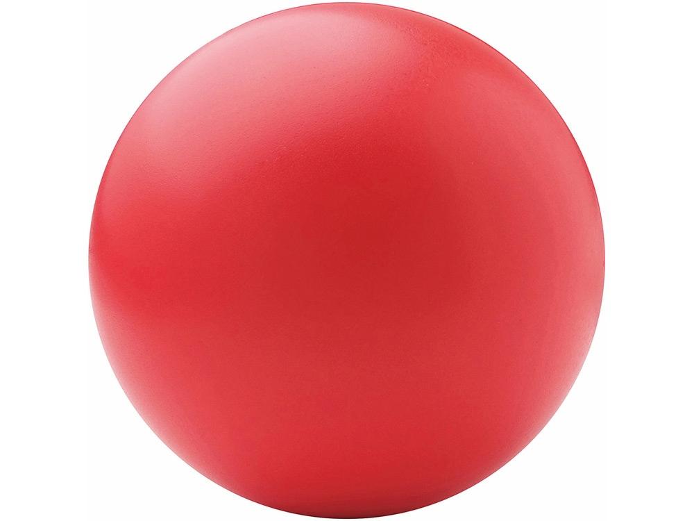 Антистресс в форме шара, красный