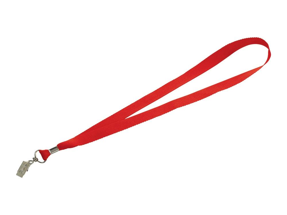 Шнурок с поворотным зажимом
