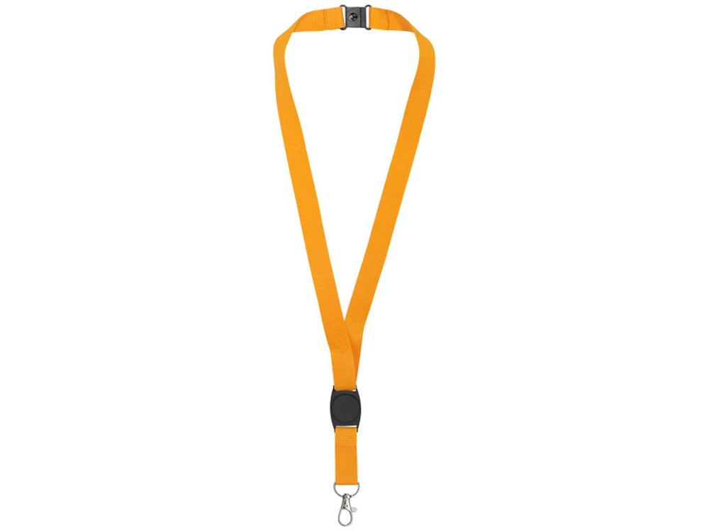 Шнурок Gatto, оранжевый