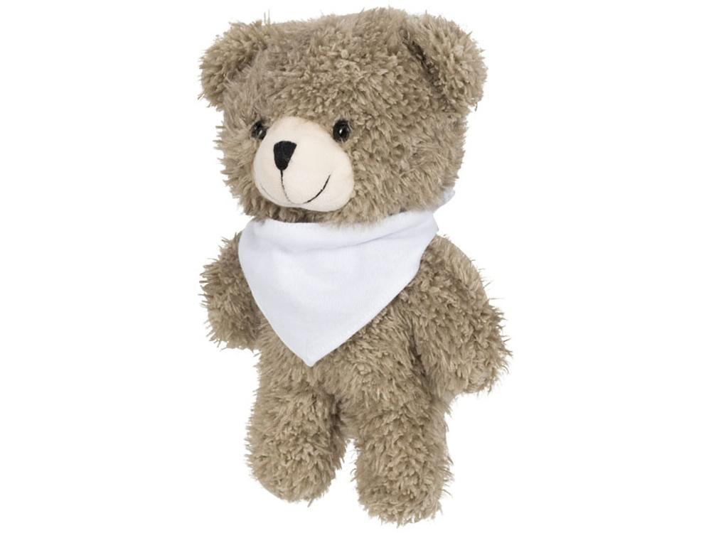 Медведь «Hef», серый