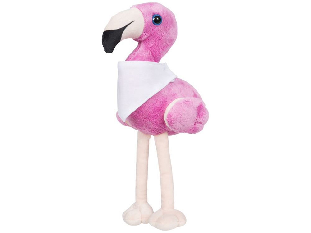 Фламинго, розовый