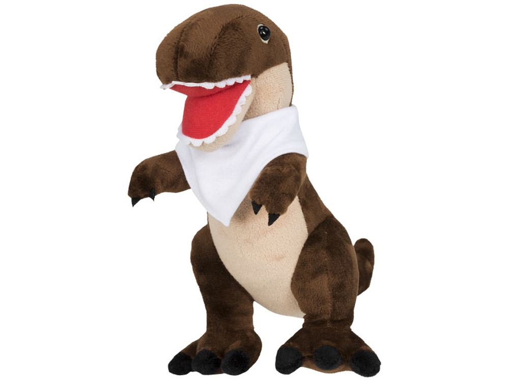 Динозавр «Terry Trex», коричневый