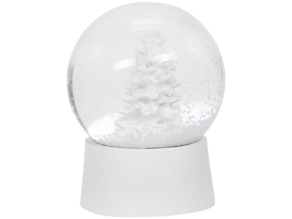 Снежный шар, белый