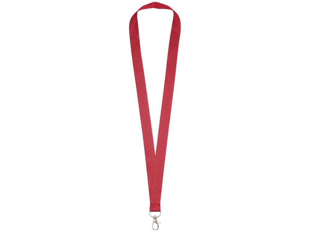 Шнурок с удобным крючком Impey, красный