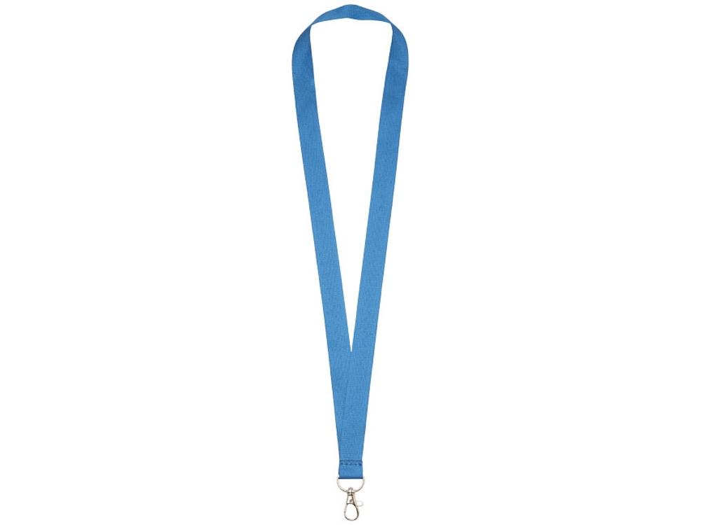 Шнурок с удобным крючком Impey, голубой
