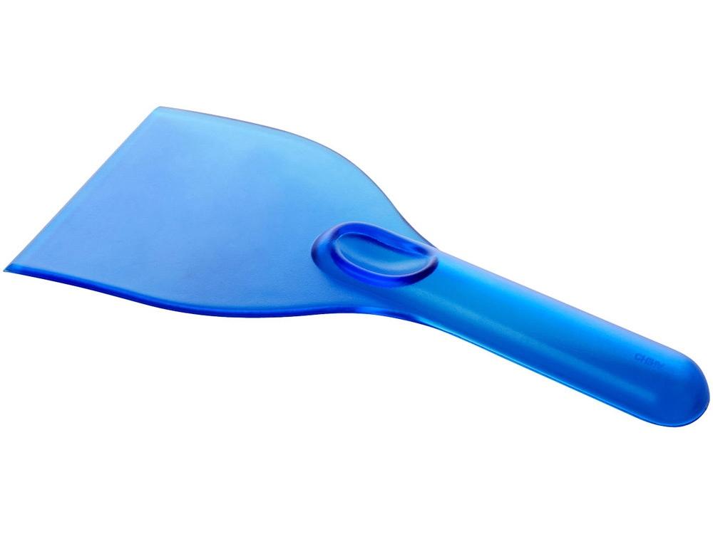 Скребок для льда Chill, синий прозрачный