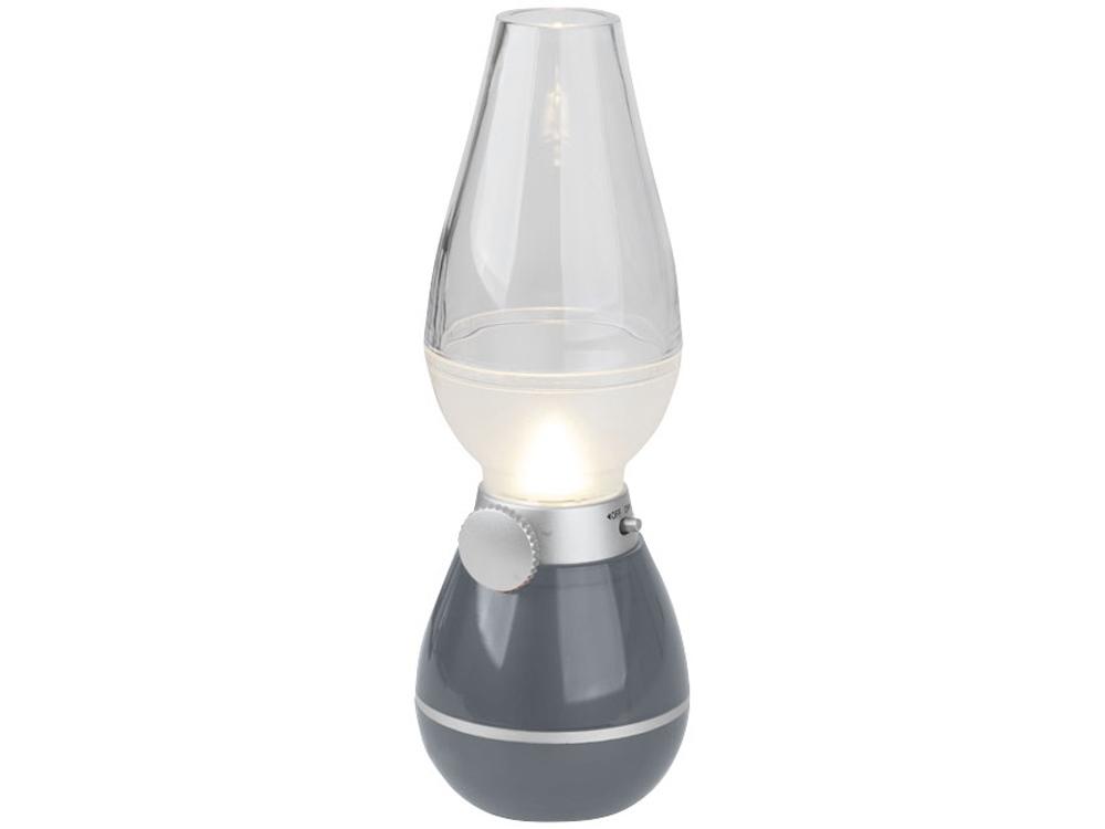 Фонарик-лампа Hurricane Lantern, темно-серый