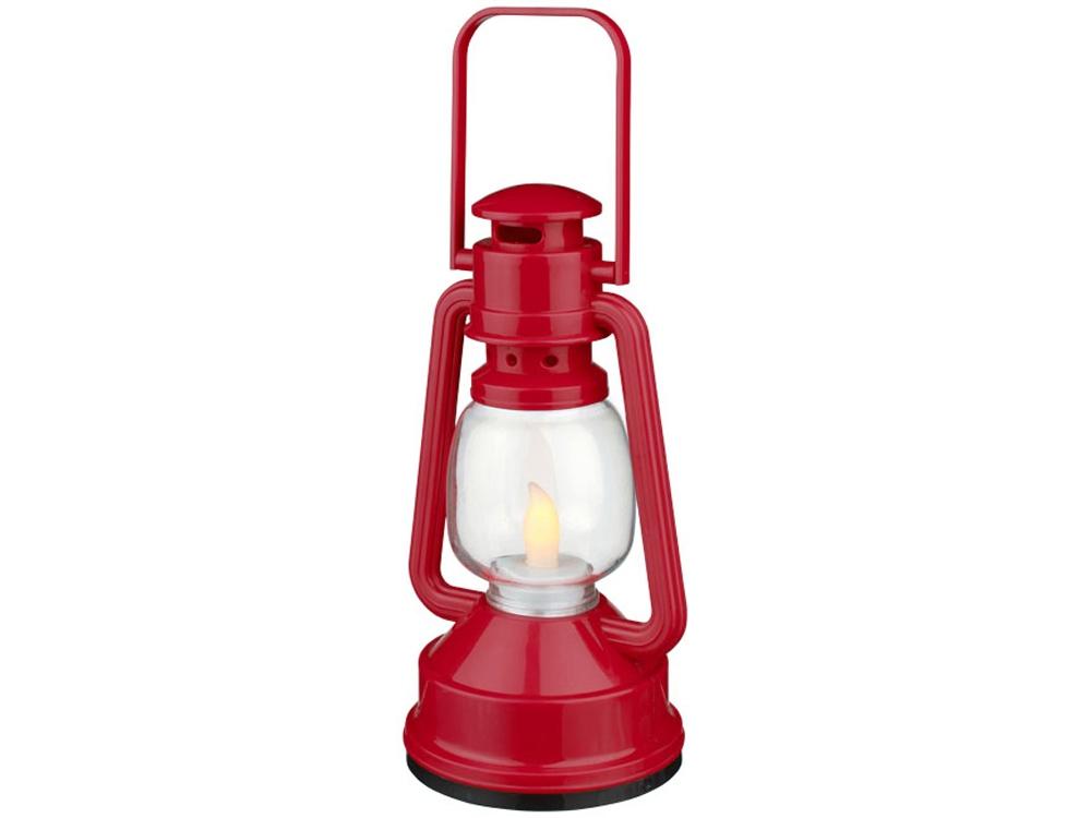 Диодный фонарик Emerald, красный