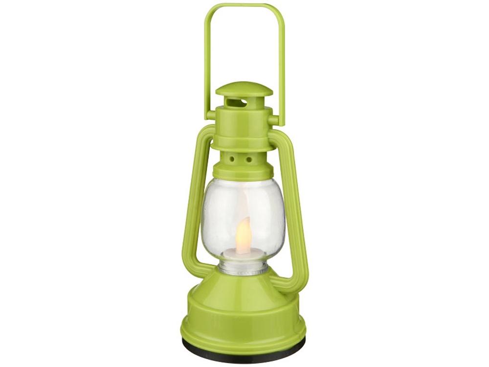 Диодный фонарик Emerald, лайм
