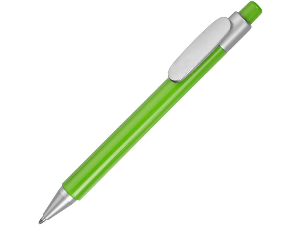 Ручка шариковая Athens черные чернила, зеленый