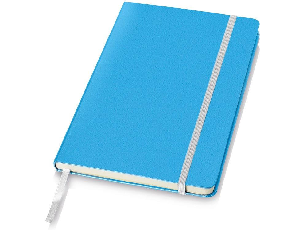 Блокнот классический офисный Juan А5, голубой