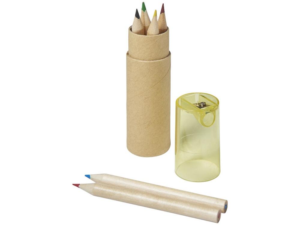 Набор карандашей «Тук», желтый