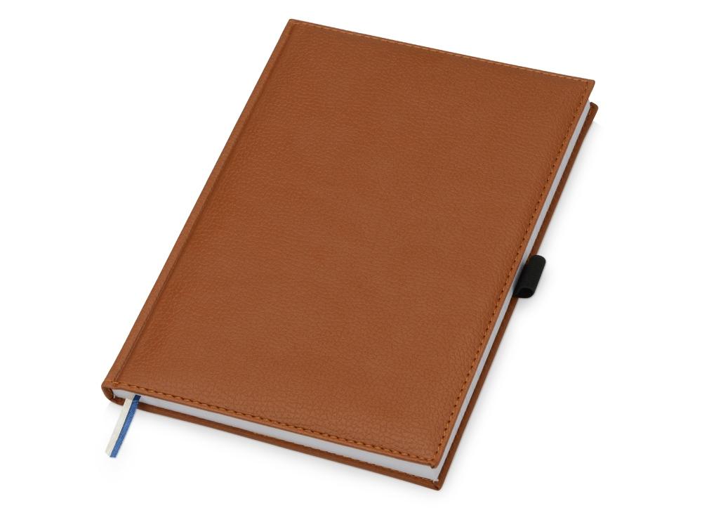 Блокнот А5 Vicenza, коричневый