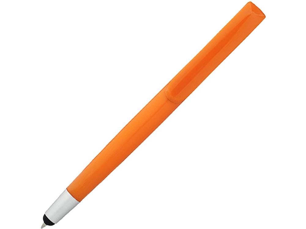 Ручка-стилус шариковая Rio, оранжевый