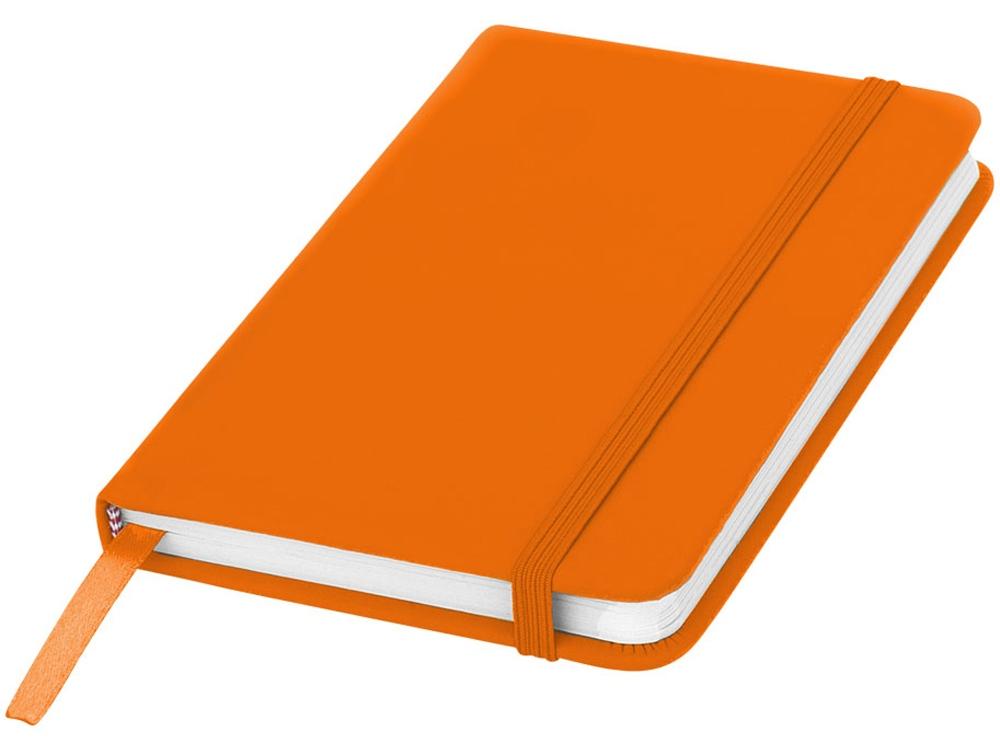 Блокнот А6 Spectrum, оранжевый