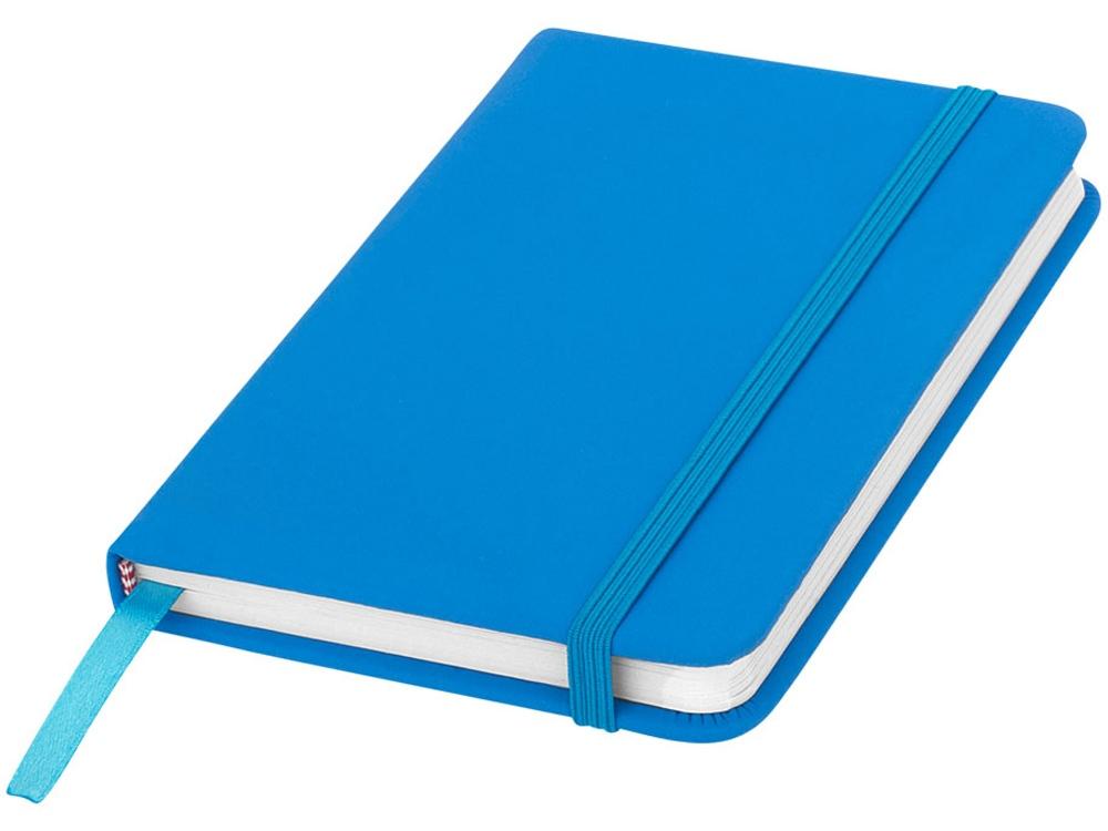 Блокнот А6 Spectrum, светло-синий