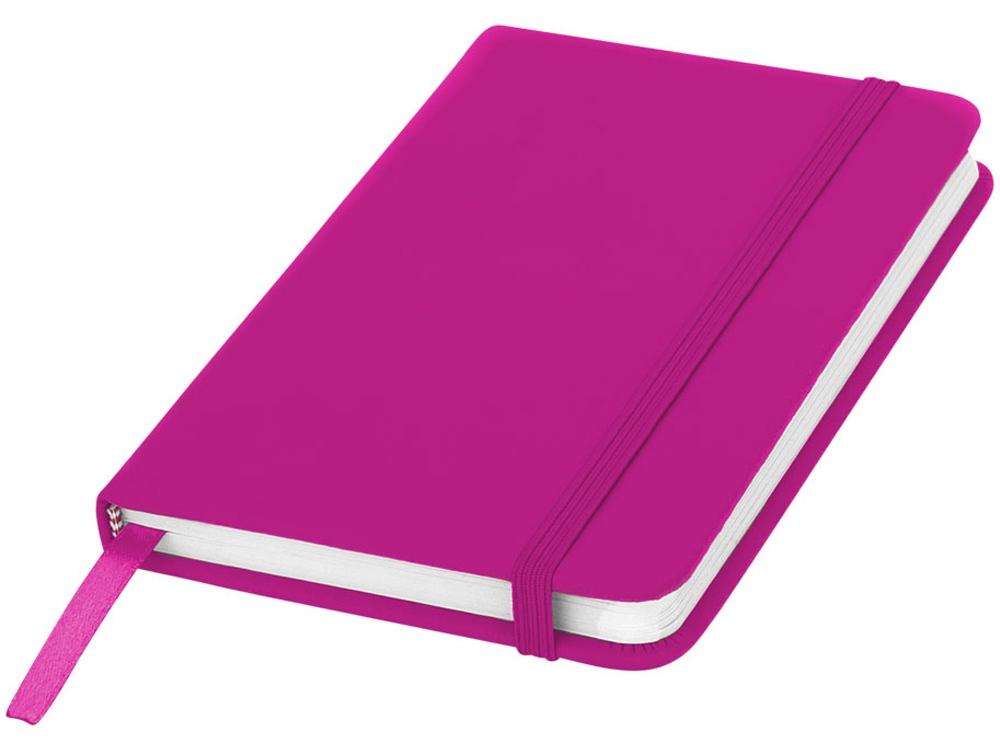 Блокнот А6 Spectrum, розовый