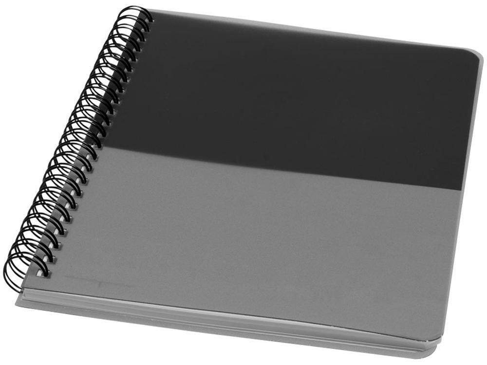 Блокнот ColourBlock А5, черный