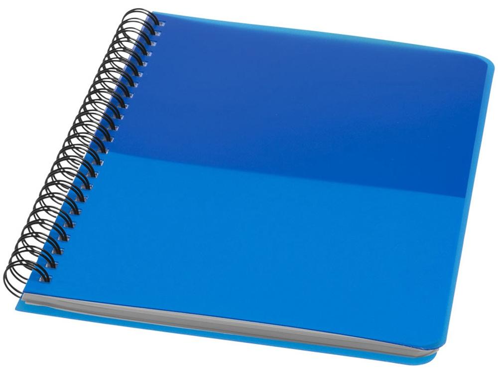 Блокнот ColourBlock А5, синий