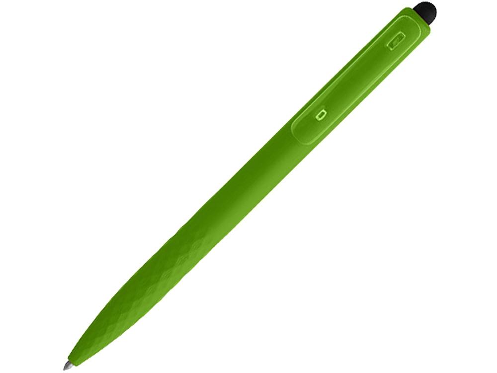 Шариковая ручка - стилус Tri Click Clip