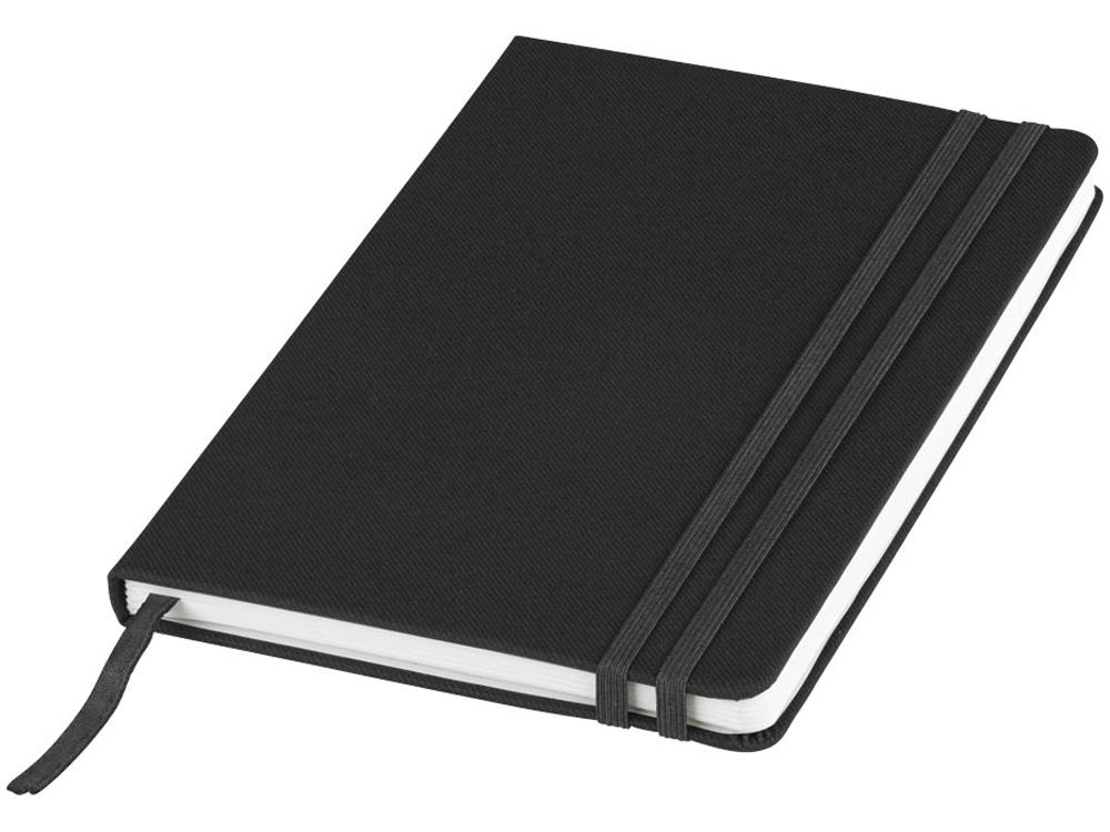 Цветной блокнот Denim А5, черный