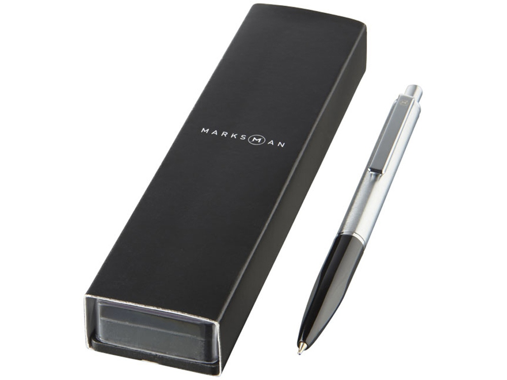 Шариковая ручка «Dot», черный, черные чернила