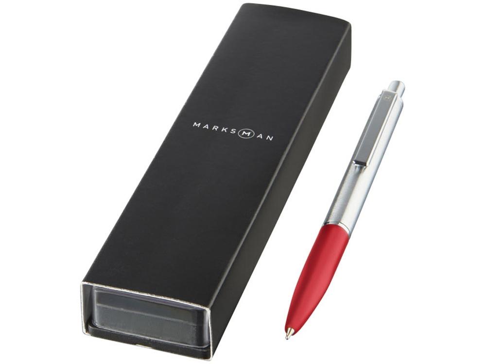 Шариковая ручка «Dot», красный, синие чернила