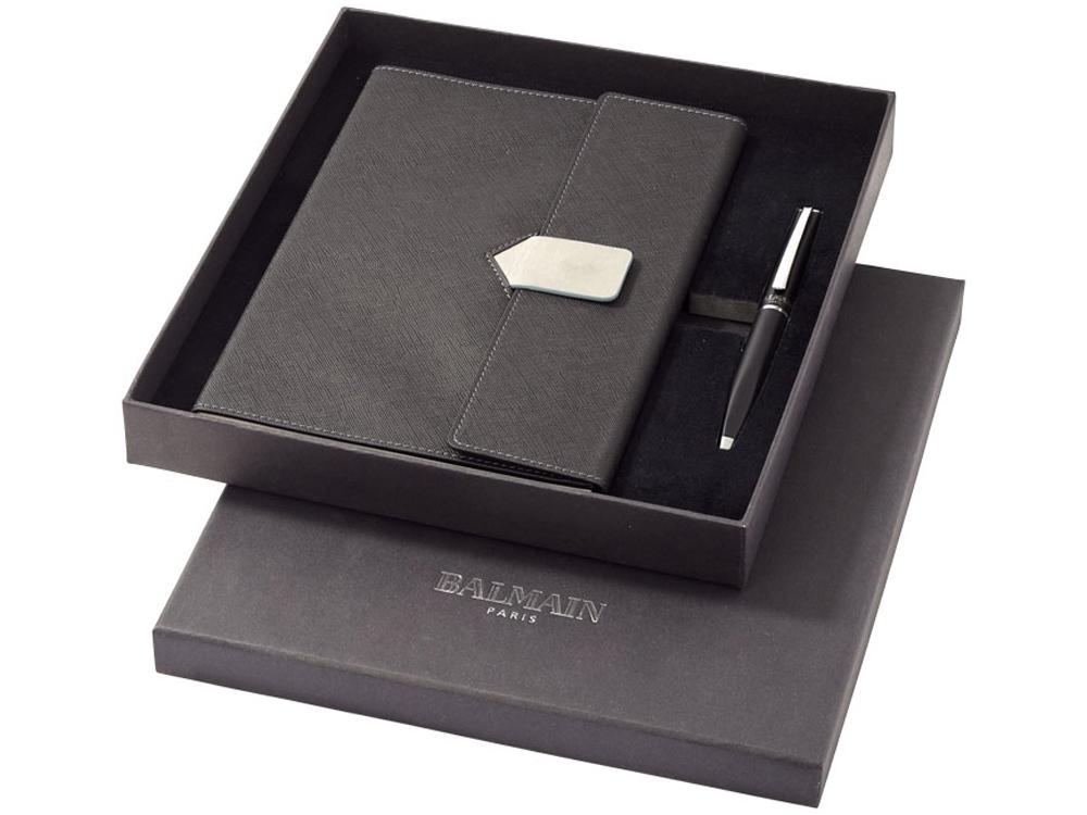 Подарочный набор Charcoal с блокнотом А5