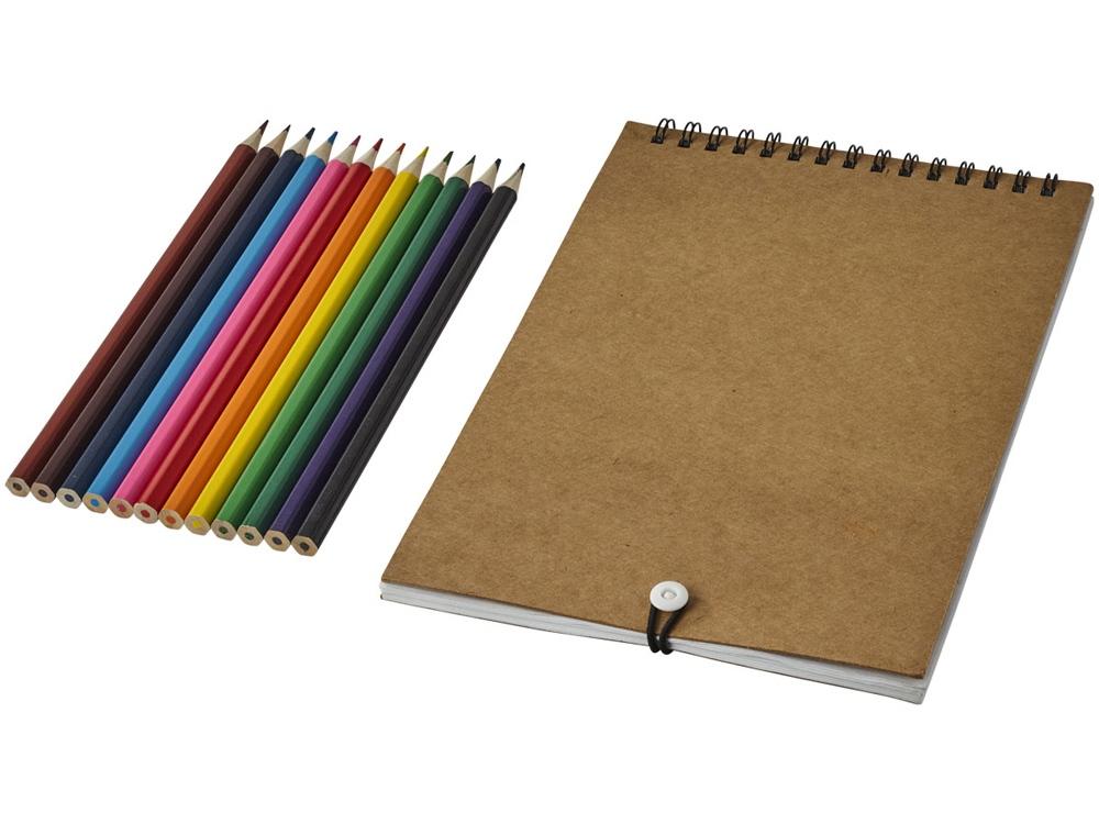 Цветной набор Claude