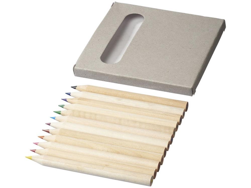 Набор карандашей 12 единиц