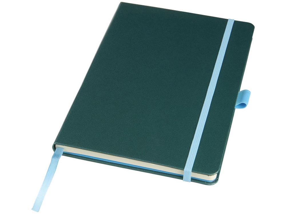Цветной блокнот Melya, зеленый