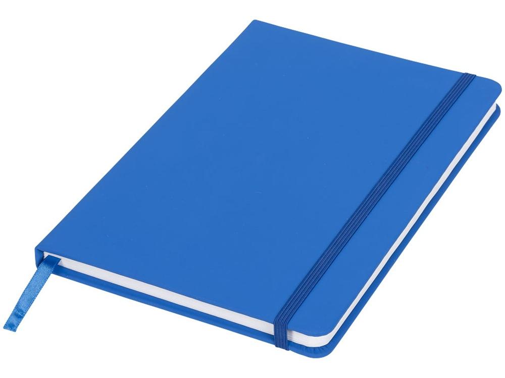 Блокнот Spectrum A5 с пунктирными страницами, голубой