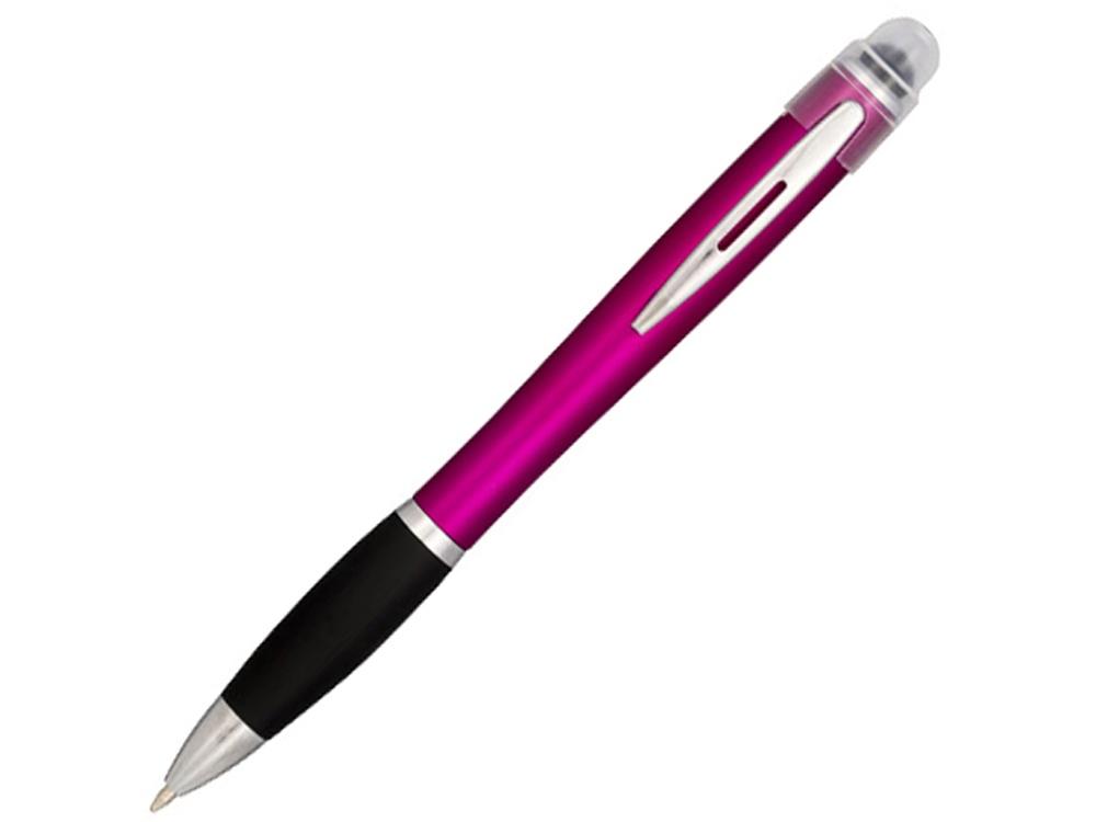 Nash светодиодная ручка с цветным элементом, розовый