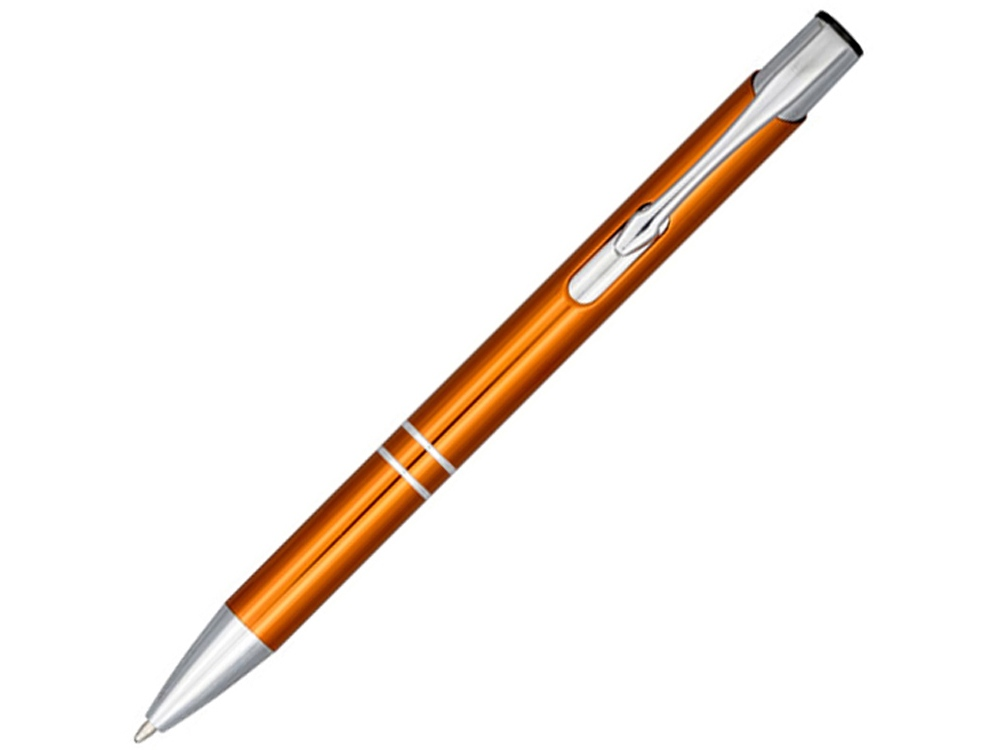 Анодированная шариковая ручка Alana, оранжевый