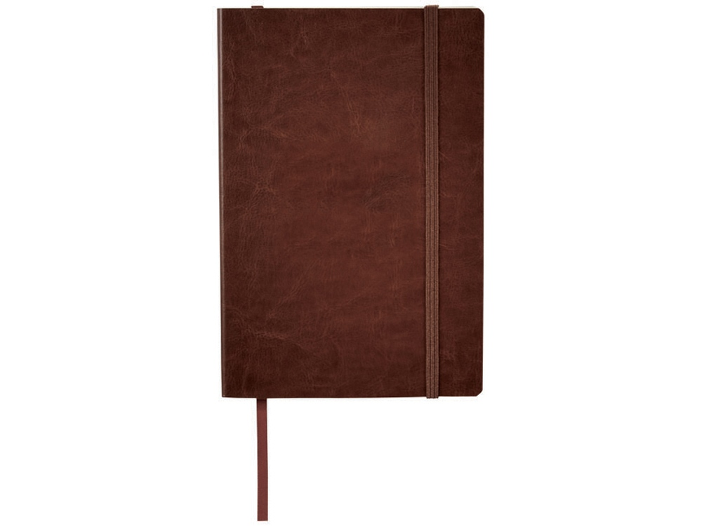 Блокнот А5, коричневый