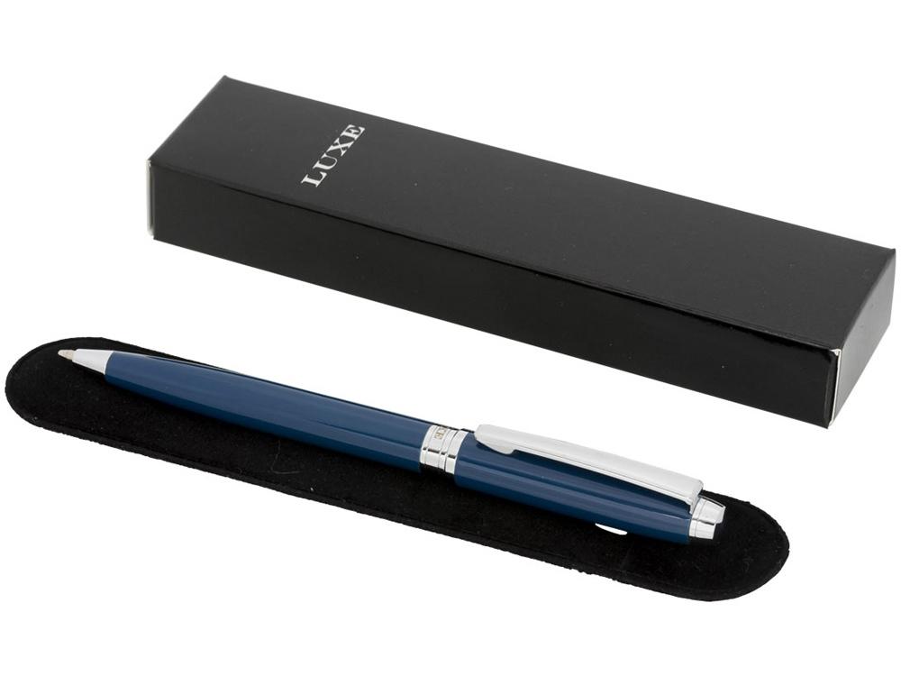Ручка металлическая шариковая «Aphelion», синий/серебристый