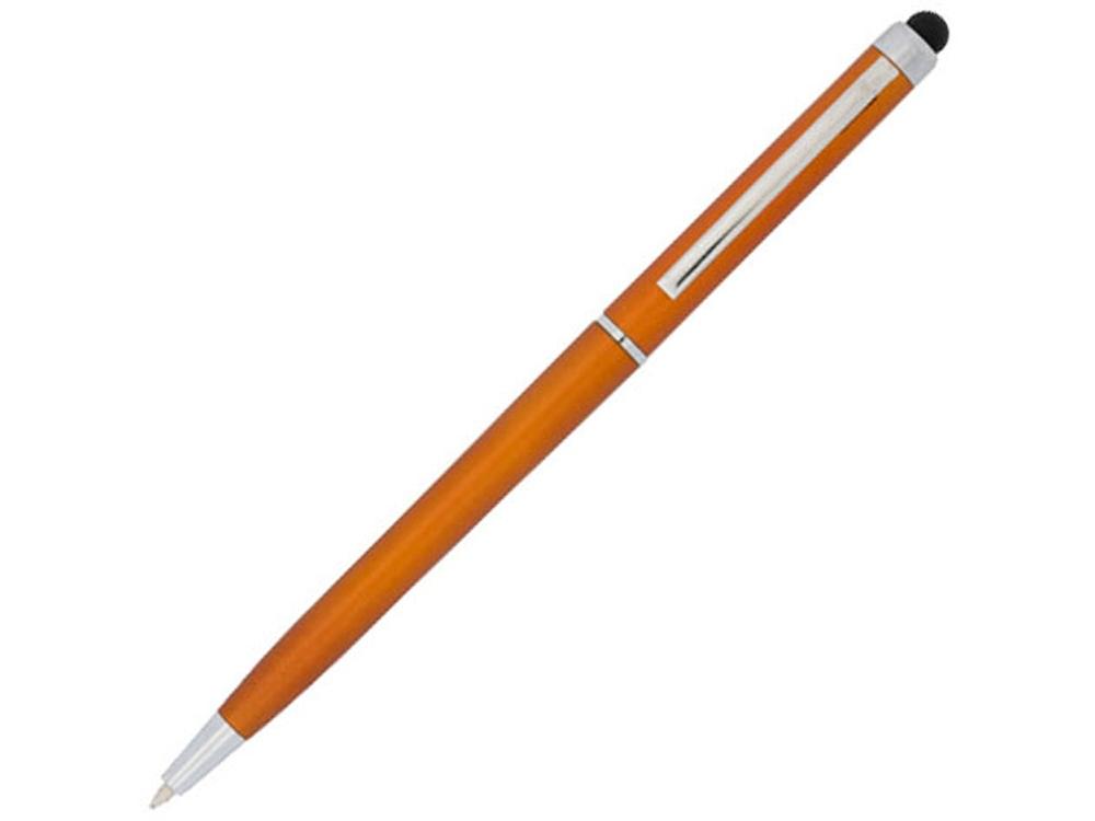 Ручка пластиковая шариковая Valeria, оранжевый