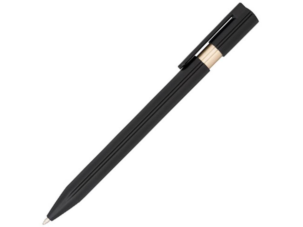 Шариковая ручка Hyde, черный/золотистый