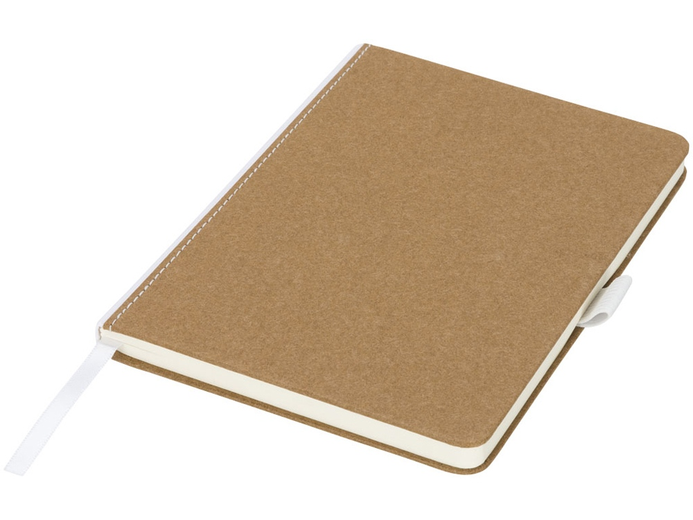 Картонный блокнот Espresso среднего размера, коричневый