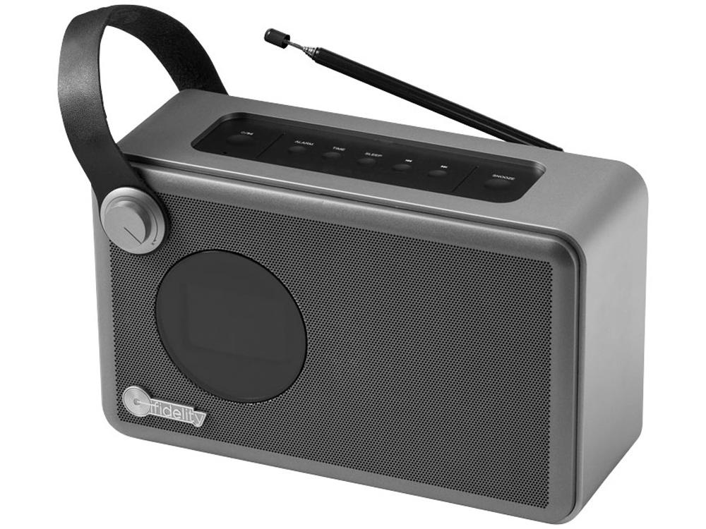 Будильник с радио Whirl Bluetooth®