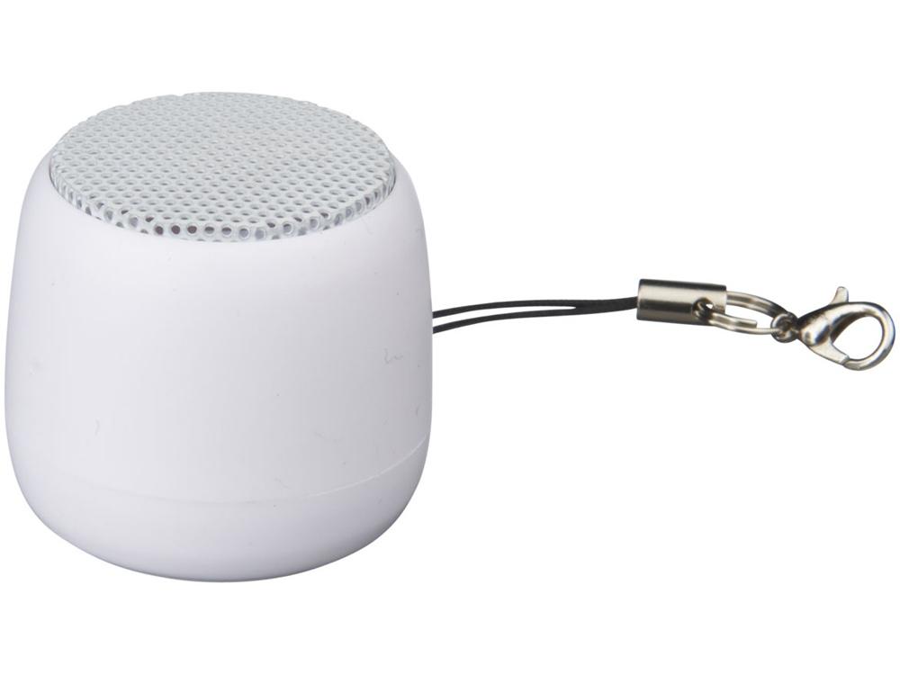 Динамик Clip Mini Bluetooth®, белый