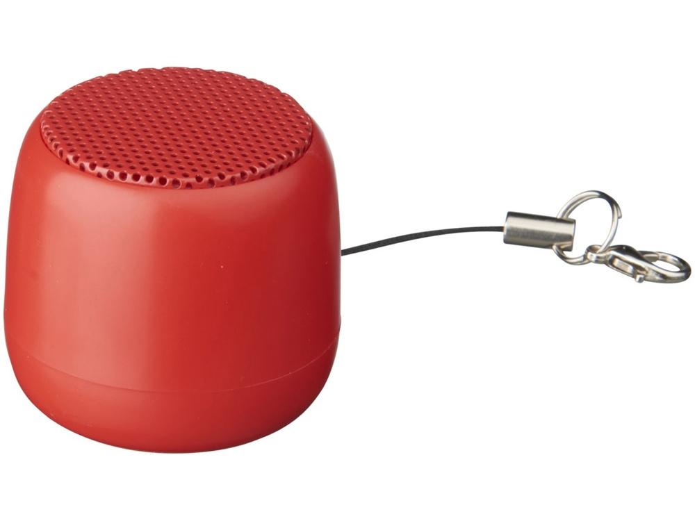 Динамик Clip Mini Bluetooth®, красный